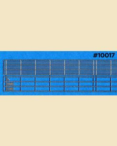 10017 A Unit Horizontal Grilles