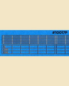 10017P FP Carbody Length Horizontal Grilles
