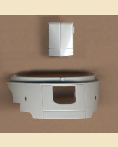 3106 Smooth Pilot with Separate Snap-On Coupler Door Cover
